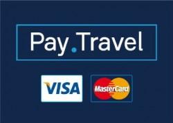Оплата туров через платежный терминал PAY.TRAVEL: