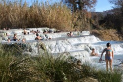 Природные спа-курорты Италии.