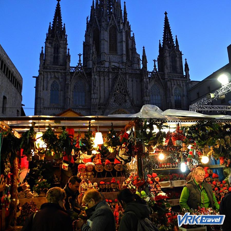 Новый Год в Испании (Авиатур)