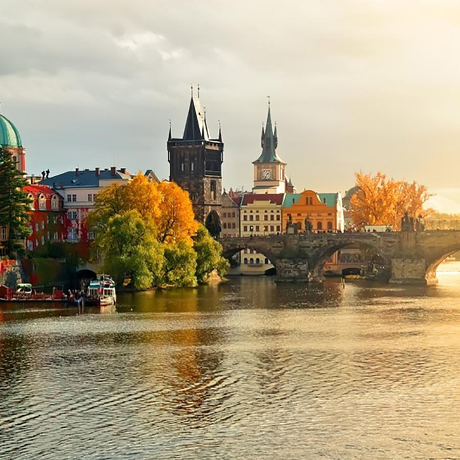 Прага – Дрезден