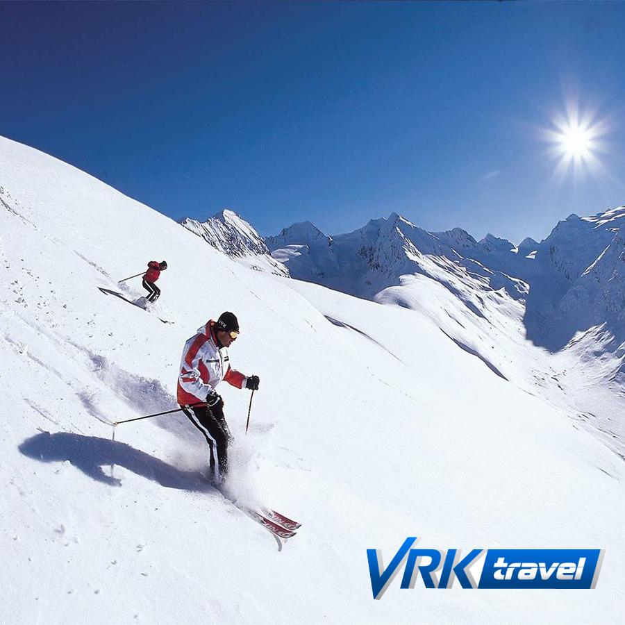 Горные Лыжи Австрия  (автобус)