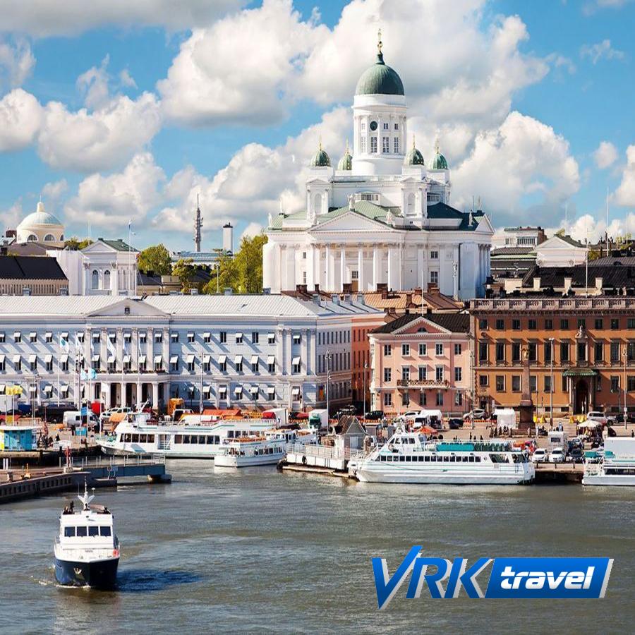 Балтийская тройка:  Рига - Стокгольм - Таллин