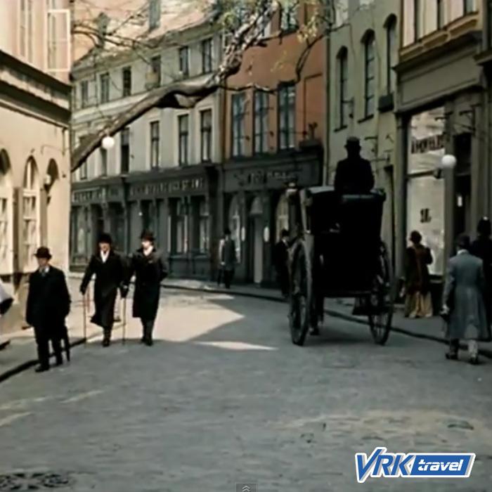 Рига.   День рождения Шерлока Холмса