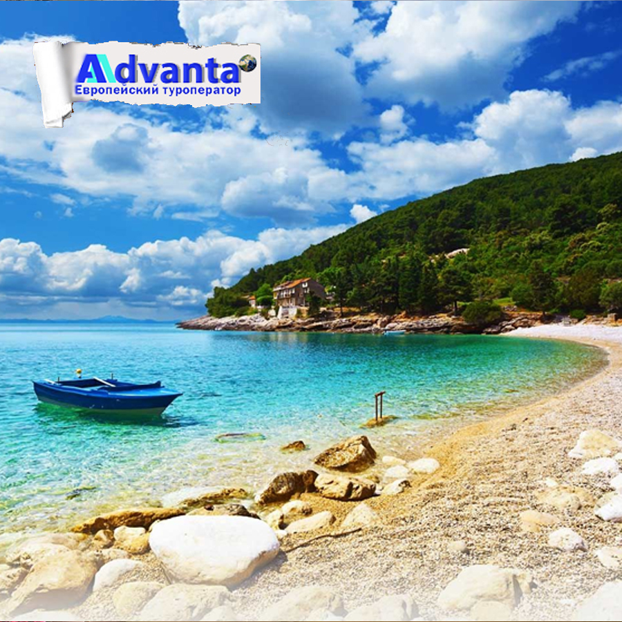 Хорватия - остров КРК (авиа)