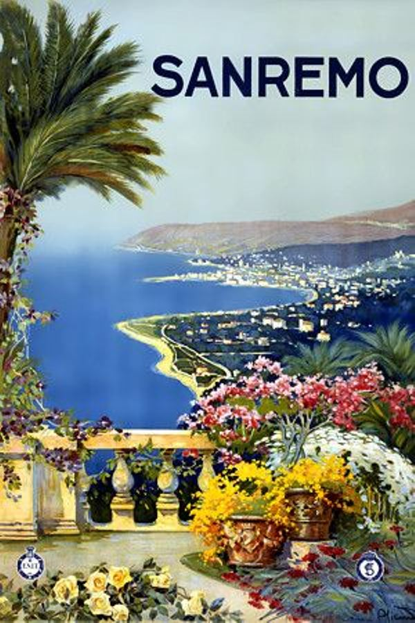 Сан-Ремо – Город Цветов в Лигурии