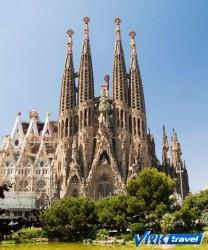 Тур по Европе с отдыхом в Испании (авиа + автобус)