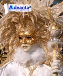 Венецианского карнавал